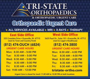 Tri-State Orthopaedics adding new location on the West Side